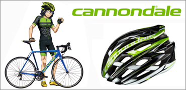 Cannondale キャノンデール ヘルメット