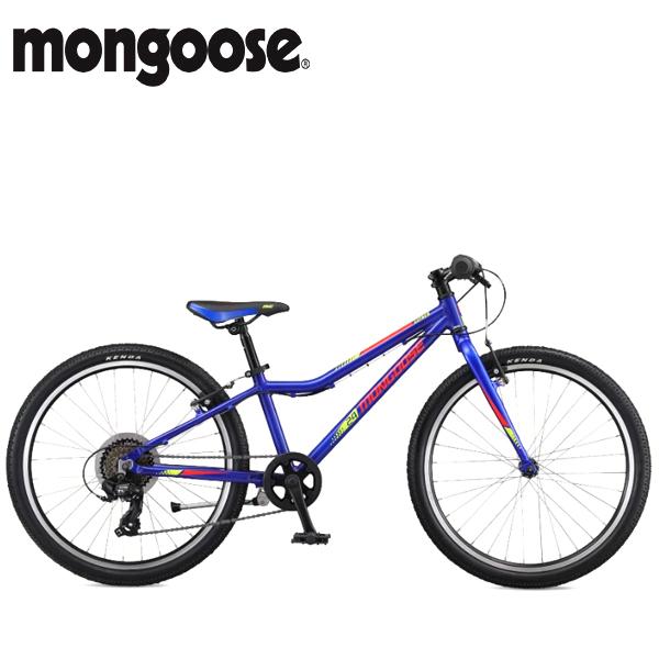 """画像1: 【10月入荷予定】 2020 MONGOOSE CIPHER 24"""" BLUE OS M55300U10OS (1)"""
