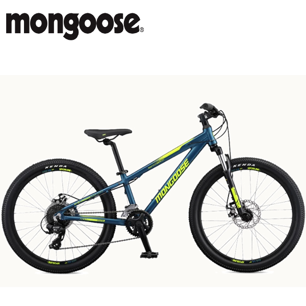 "画像1: 【送料無料】 2020 MONGOOSE SWITCHBACK 24"" U NAVY OS M55100U10OS (1)"