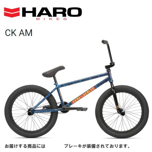 """画像1: 【2月-3月入荷予定】 2020 HARO BIKES CK AM TT20.75"""" BLUE  20461 BMX (1)"""