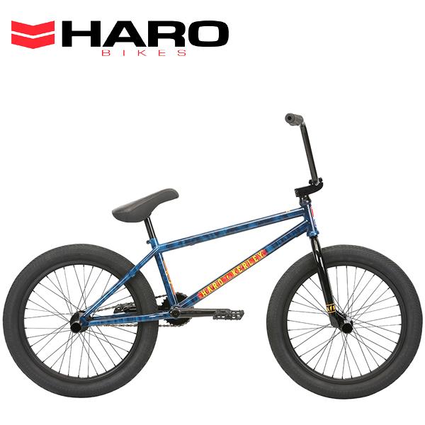 """2021 HARO ハロー CK AM TT20.75"""" BLUE  20461 BMX"""