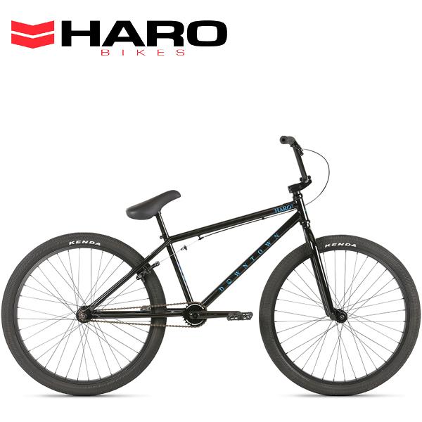 2021 HARO ハロー DOWNTOWN 26 BLACK 21381 BMX