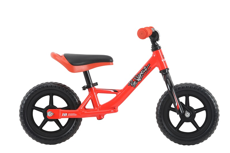 2018 HARO BIKES PREWHEELZ 10(ALLOY) BRIGHT-RED 28012 2050400501