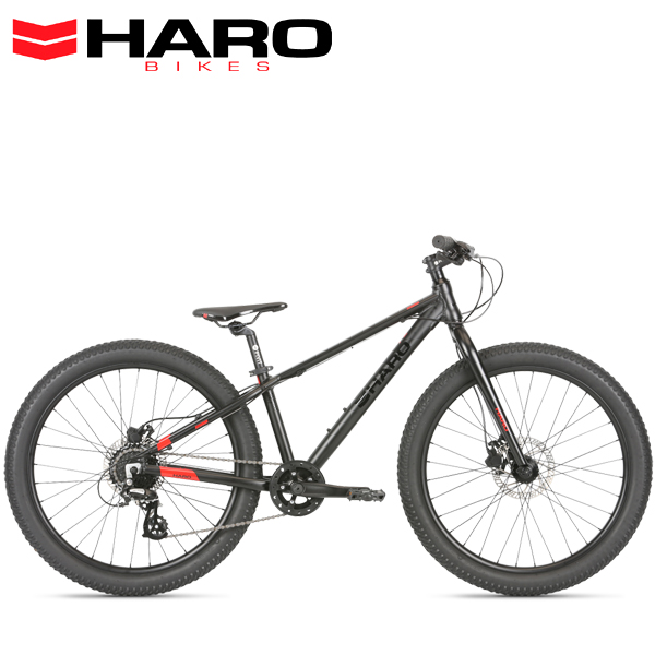 2019 HARO BIKES FLIGHTLINE 24 PLUS DISC SG-BLACK 19033 2050040094