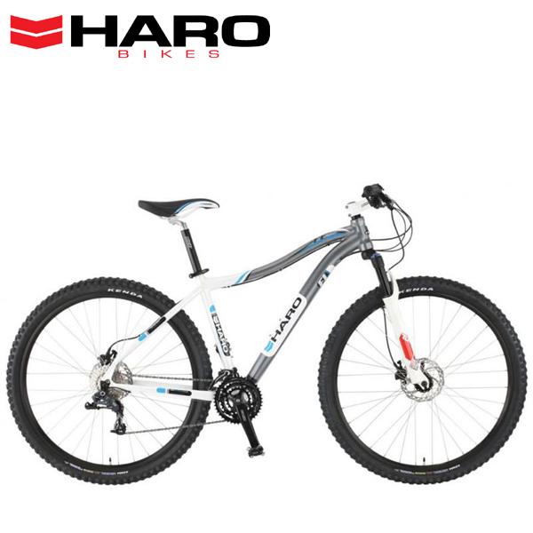 """画像1: 【送料無料】 【40%OFF】 2011 HARO FL29 COMP 16"""" ANO WHT 11581 29インチ マウンテンバイク (1)"""