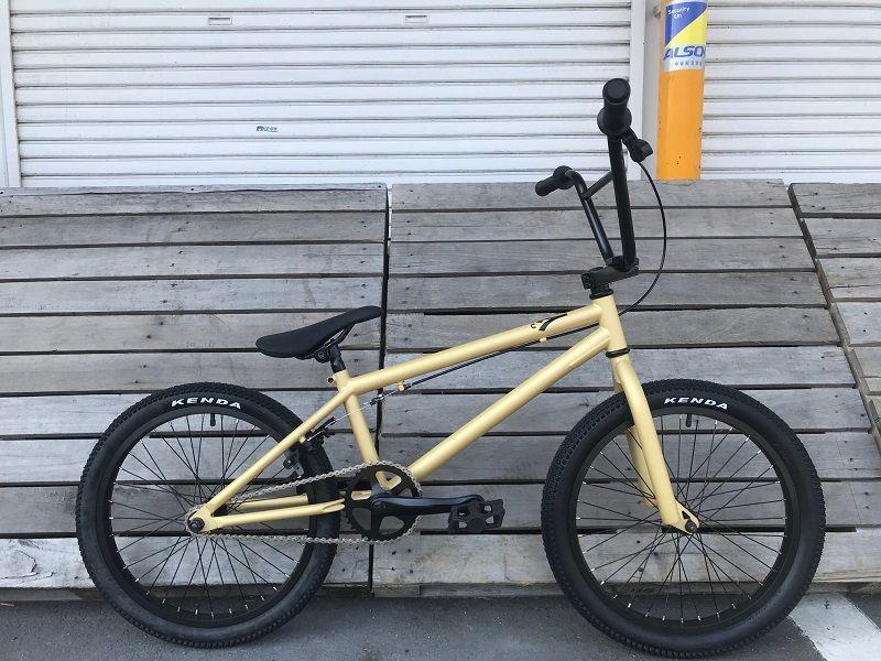 画像1: JYU BMX BIKE V2 20.5 Matte-BEIGE 1100310021 (1)