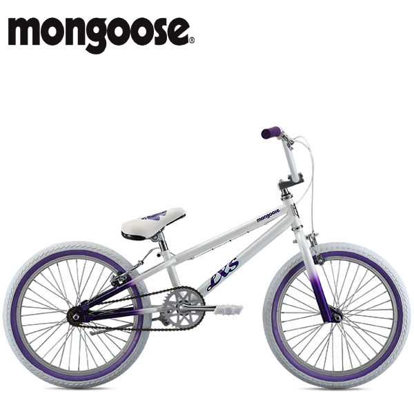 MONGOOSE LEGION LXS 20 マングース リージョン LXS 20 WHITE M41809F40OS