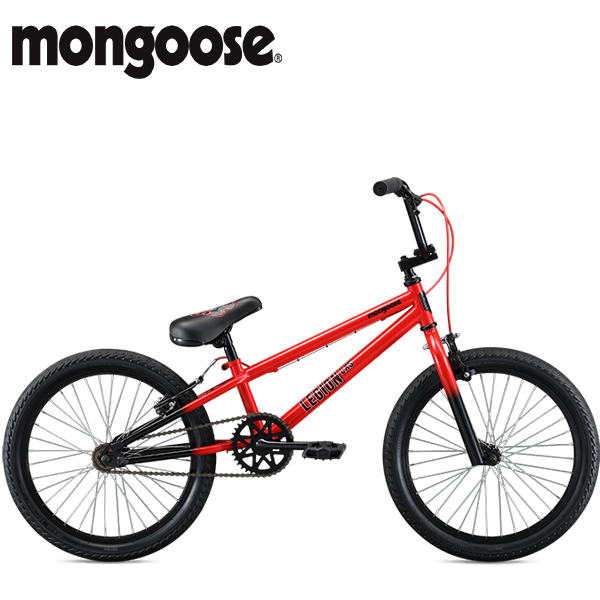 MONGOOSE LEGION LXS 20 マングース リージョン LXS 20 RED M51809M50OS