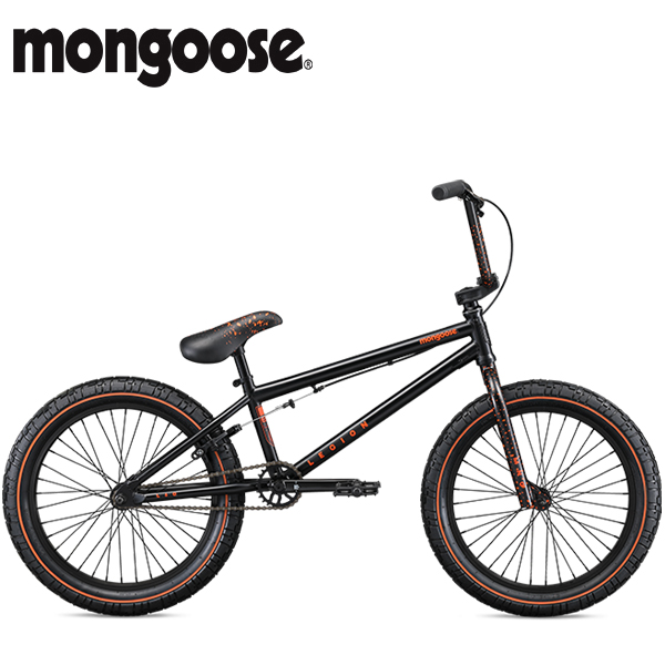 【11-12月】 MONGOOSE LEGION L60 マングース リージョン L60 BLACK M41309M10OS