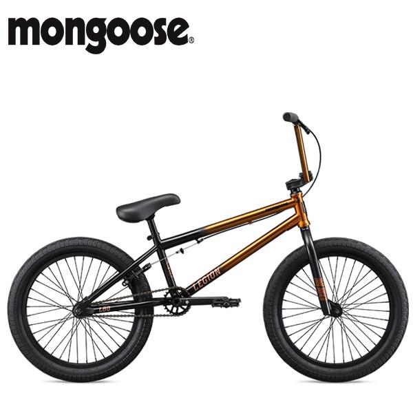 【11-12月】 MONGOOSE LEGION L80 マングース リージョン L80 BLACK/BLOWN-FADE M41209M60OS