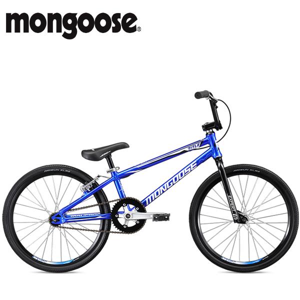 【11-12月】 MONGOOSE TITLE EXPERT 20 マングース タイトル エキスパート BLUE OS M42309M20OS