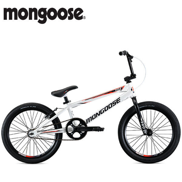 MONGOOSE TITLE ELITE PRO 20 XL マングース タイトル エリート プロ WHITE OS M52259M40OS