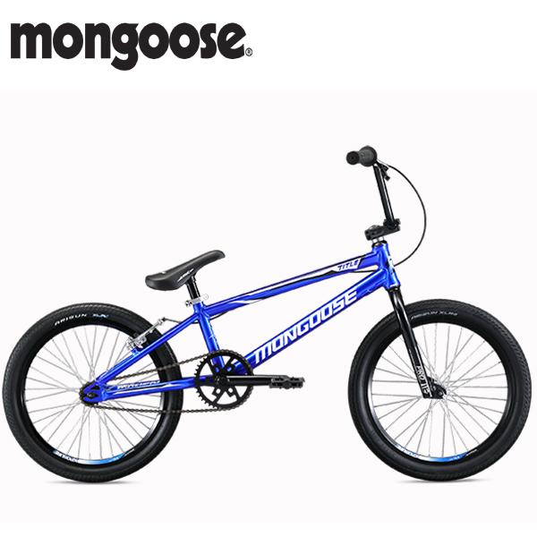 【11-12月】 MONGOOSE TITLE PRO 20 マングース タイトル プロ BLUE OS M42209M20OS