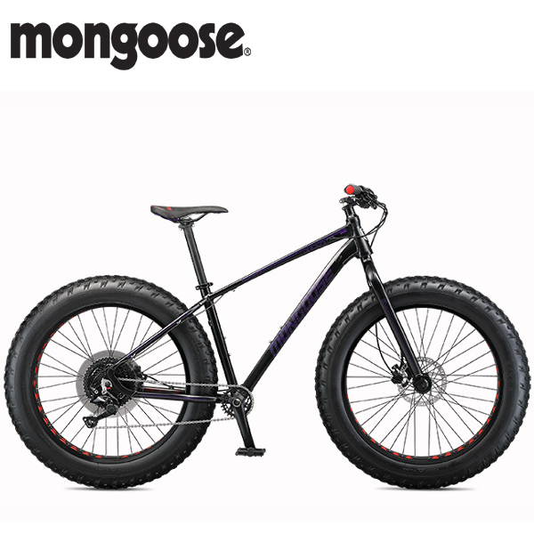 【2019年2月入荷予定】2019 MONGOOSE ARGUS SPORT 26 S BLACK