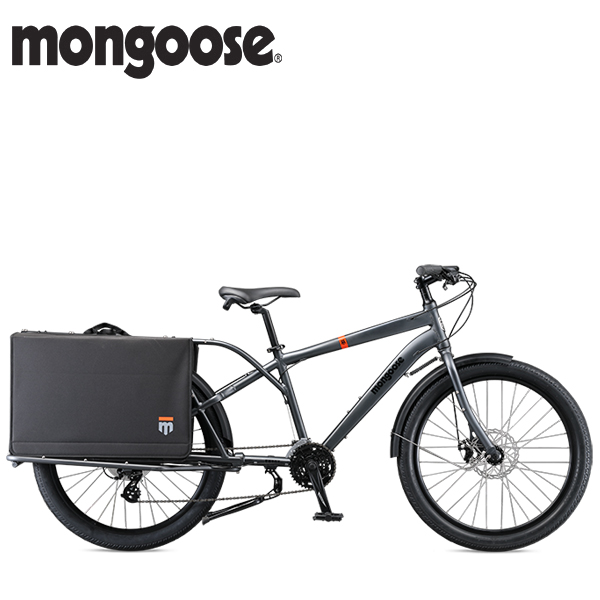 2019 MONGOOSE ENVOY 26 M BLACK S/M