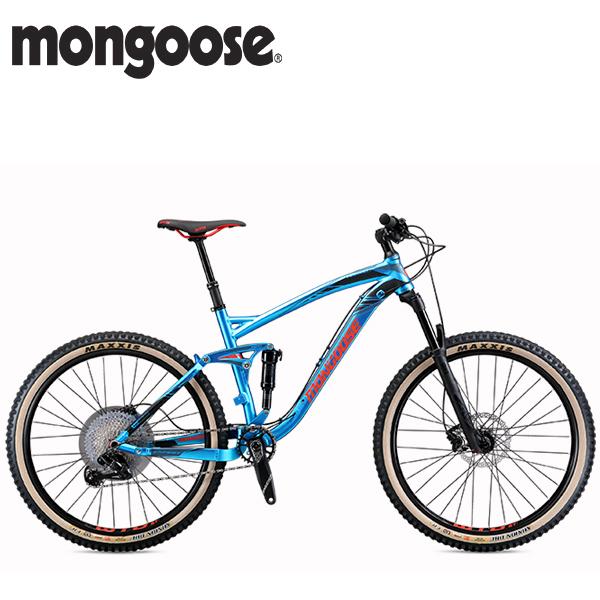 画像1: 2019 MONGOOSE TEOCALI EXPERT 27.5 S AQUA SM マウンテンバイク (1)