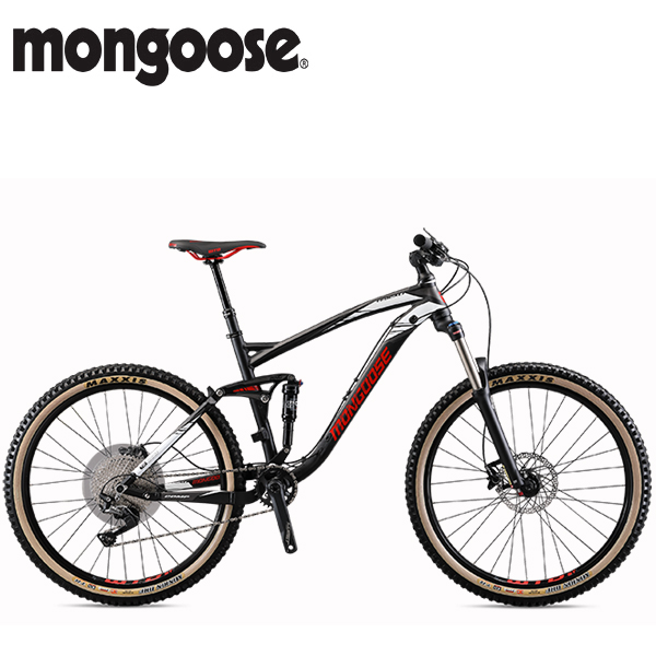 画像1: 2019 MONGOOSE TEOCALI COMP 27.5 S BLACK SM (1)