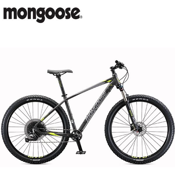 画像1: 2019 MONGOOSE TYAX EXPERT 27.5 S SILVER SM マウンテンバイク (1)
