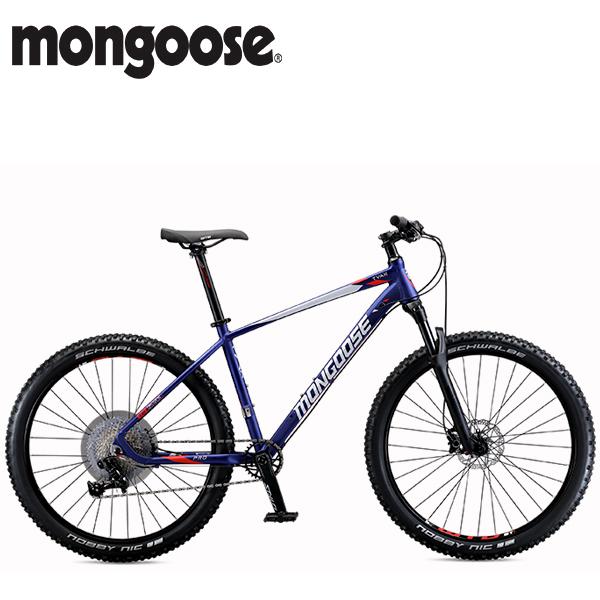 画像1: 2019 MONGOOSE TYAX PRO 27.5 S NAVY SM (1)