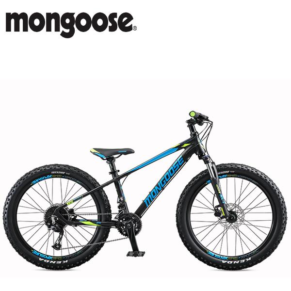 画像1: 2019 MONGOOSE TYAX 24 (マングース タイアックス 24) BLACK (1)