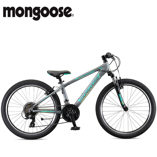 画像1: 【12月入荷予定】 2019 MONGOOSE ROCKADILE 24 F CHARCOAL (1)