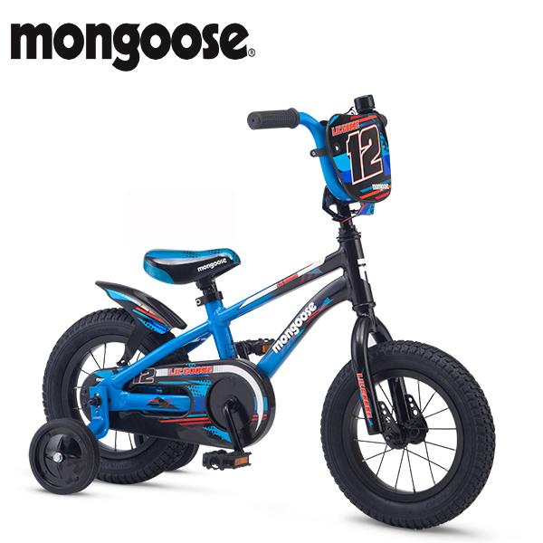 2018 MONGOOS (マングース) LILGOOSE 12 BLACK 12インチ 子供用自転車