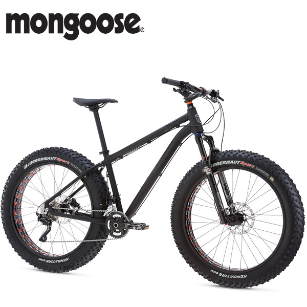 2017 MONGOOSE  ARGUS EXPERT (マングース アーガス エキスパート) BLACK M27157M10SM