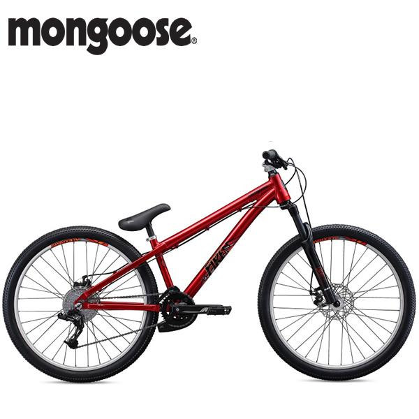 2017 MONGOOSE  FIREBALL 26 (マングース ファイヤーボール 26) RED M29217M50OS