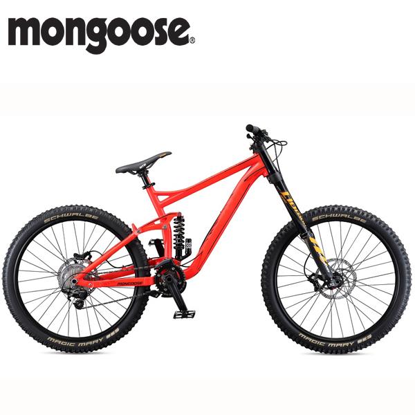 画像1: 【5月入荷予定】 2018 MONGOOSE BOOT'R 27.5 S RED M21128M50SM (1)