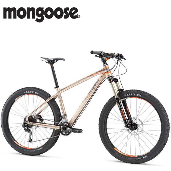 画像1: 2017 MONGOOSE RUDDY 27.5+ COMP LT-BRONZE M24306M1001 (1)