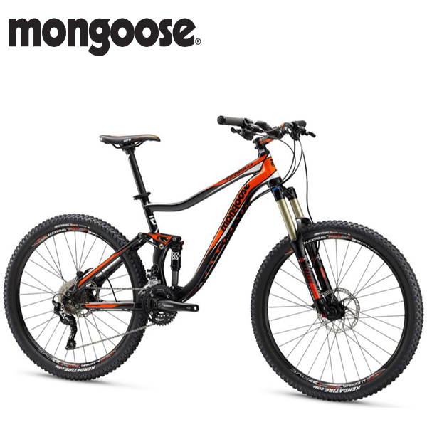 画像1: 【特価】 2016 MONGOOSE TEOCALI COMP 27.5 BLACK MM0995SMO1 (1)