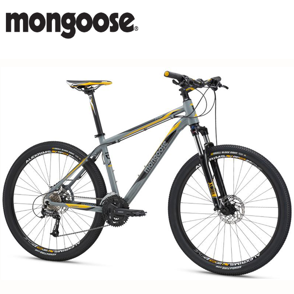 画像1: 【特価】 2016 MONGOOSE TYAX 27.5 COMP GREY M29206M6001 (1)