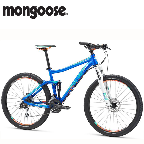 画像1: 【特価】 2016 MONGOOSE SALVO 27.5 SPORT BLUE M22306M2001 (1)