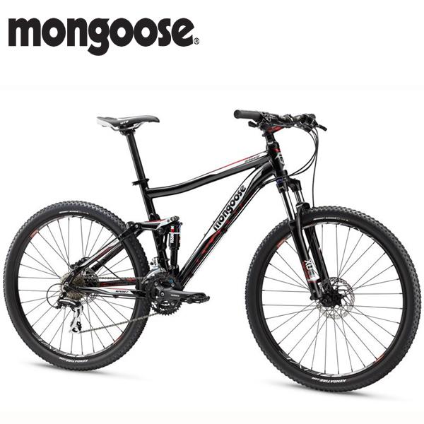 画像1: 【特価】 2015 MONGOOSE SALVO SPORT 27.5 BLACK MM0998MDO1 (1)
