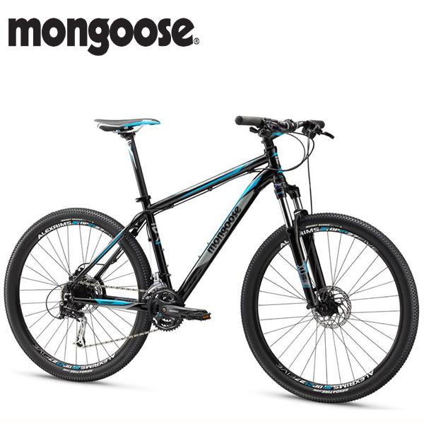 画像1: 【特価】 2015 MONGOOSE TYAX COMP 27.5 BLACK MM1003SMO1 (1)