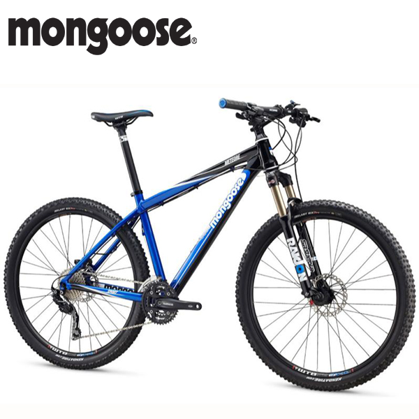 画像1: 【特価】 2014 MONGOOSE METEORE 27.5 SPORT BK/BLUE MM0926SMO1 (1)