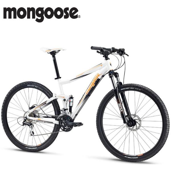 2014 MONGOOSE SALVO 29 SPORT (マングース サルボ 29 スポーツ) WHITE 29インチ