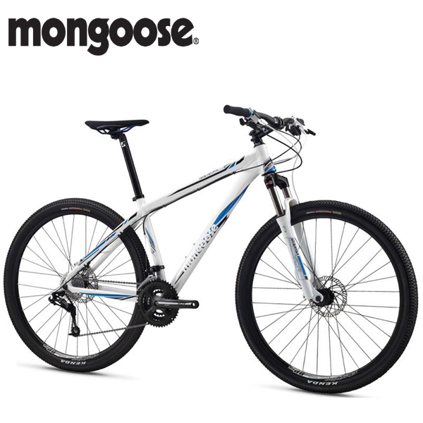 2012 MONGOOSE METEORE COMP 29'R (マングース ミーティア コンプ 29 R) G-WHT/BLU