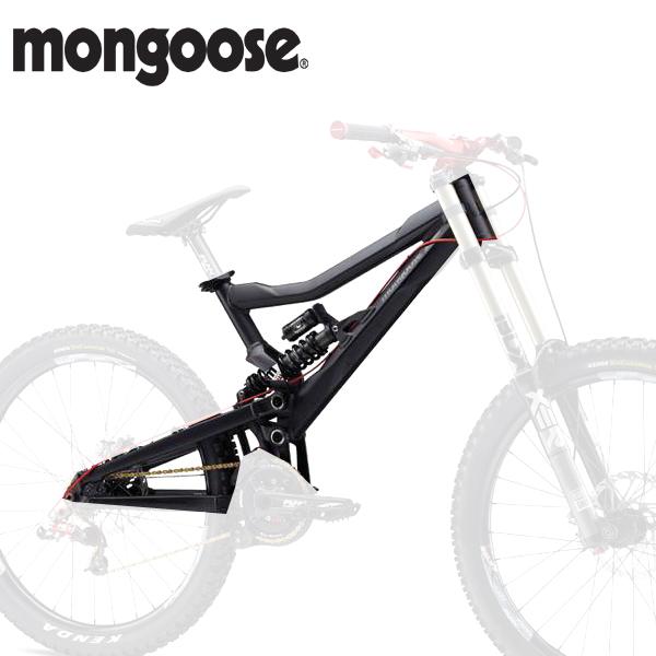 画像1: 【特価】 2012 MONGOOSE  BOOT'R ELITE FRAME BLK M12BOOTEFRMS (1)