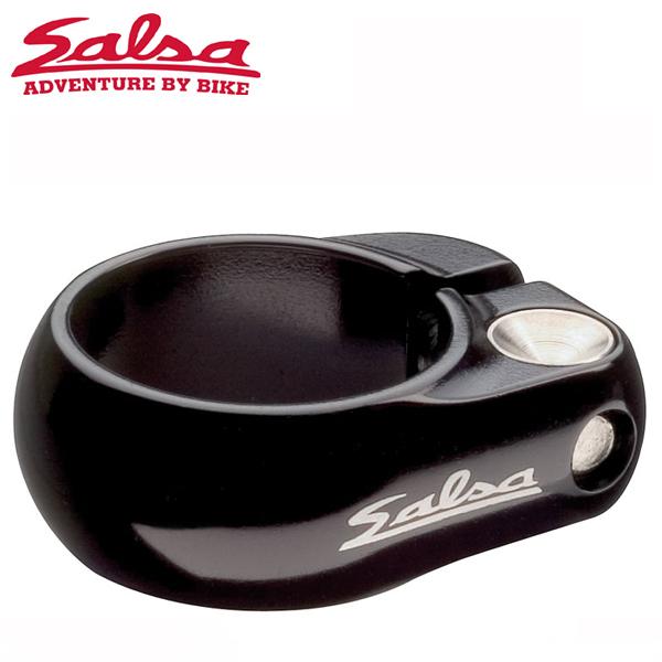 SALSA CYCLES (サルサ サイクル) LIP-LOCK 32.0mm BK BOX-PACKAGE ST8053 シートクランプ