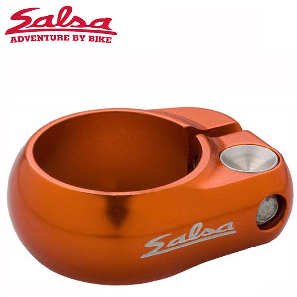 SALSA CYCLES (サルサ サイクル) LIP-LOCK 30.0mm ORG BOX-PACKAGE ST8081 シートクランプ