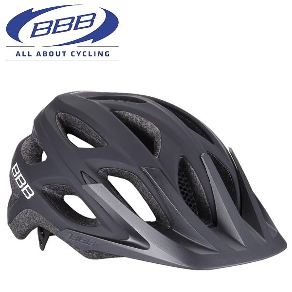 BBB ヘルメット バラロ [BHE-67]  ブラック