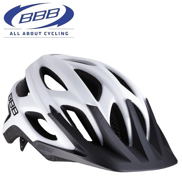 BBB ヘルメット バラロ [BHE-67]  ホワイト
