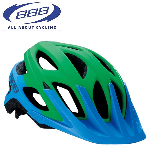 BBB ヘルメット バラロ [BHE-67]  グリーン