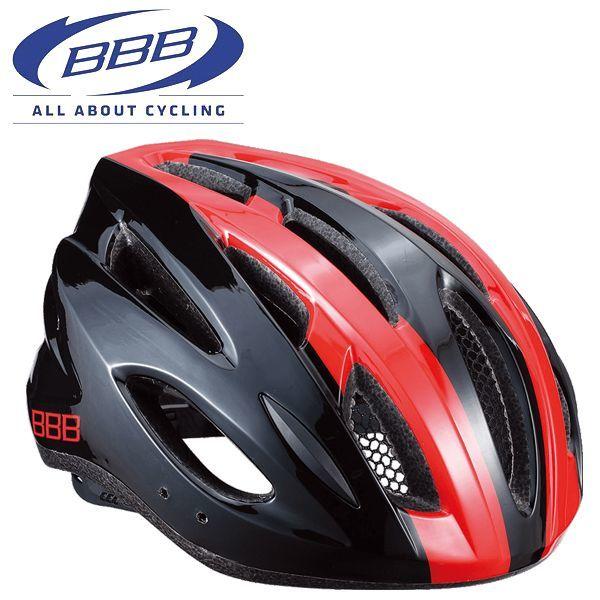 BBB ヘルメット コンドル [BHE-35] レッド