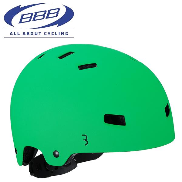 BBB ヘルメット ビリー [BHE-50] グリーン