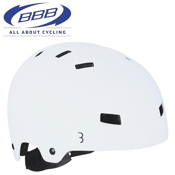 BBB ヘルメット ビリー [BHE-50] ホワイト