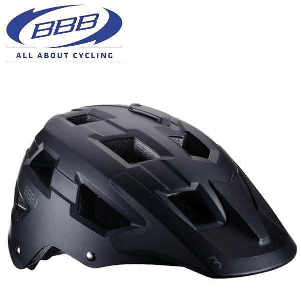BBB ヘルメット ナンガ [BHE-54] ブラック