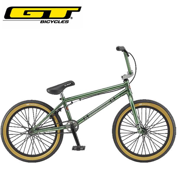 2020 GT BMX パフォーマー 21 GT Performer 21 トランスエメラルドグリーン