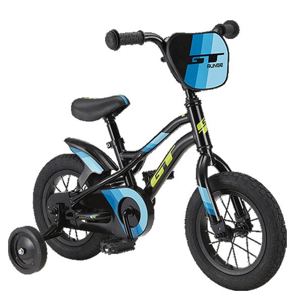 2020 GT Runge 12 (ランジ12) ブラック 12インチ キッズ 子供 自転車
